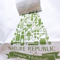 Photo taken at Nature Republic by Cris M. on 1/12/2018