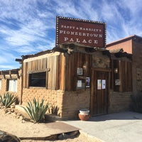 Photo taken at Pappy & Harriet's Pioneertown Palace by Richard D. on 12/13/2015