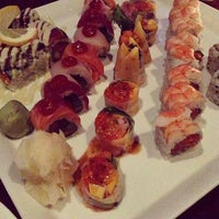 Photo taken at HaChi Restaurant & Lounge by Caitlyn W. on 3/27/2013
