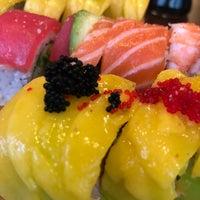 Photo taken at Nizi Sushi by lino b. on 9/22/2016