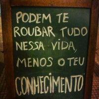 Photo taken at Livraria Prefácio by Mateus G. on 4/4/2013