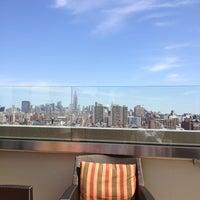 Photo taken at Sheraton Tribeca by Ian O. on 4/17/2013