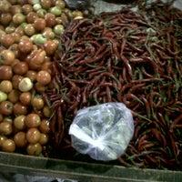 Photo taken at Pasar Ngemplak by kikuci N. E. on 9/28/2013