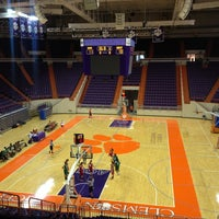 Photo taken at Littlejohn Coliseum by Jobina 🍹 N. on 6/22/2013
