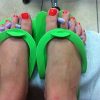 Photo taken at C & L Nail Spa by Valerie M. on 7/29/2013