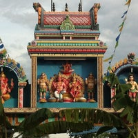 Photo taken at Sri Mahalakshmi Temple by Murali K. on 1/1/2014