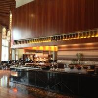 Photo taken at Mazina Restaurant by Brinda H. on 4/30/2013