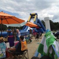Photo taken at The Big Slide by Julie S. on 6/30/2013