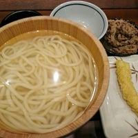 12/24/2016におかじまが丸亀製麺 流山店で撮った写真