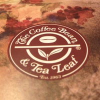 Photo taken at The Coffee Bean & Tea Leaf by ML A. on 3/22/2013