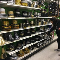 Photo taken at Party City by Bfortch F. on 12/31/2016