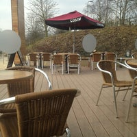 Photo taken at Costa Coffee by Ellie G. on 3/27/2013