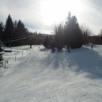 1/26/2013 tarihinde Gregoire D.ziyaretçi tarafından Mont Sutton'de çekilen fotoğraf