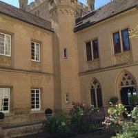 Photo taken at Hotel Schloss Weitenburg by Себастиян Т. on 6/7/2014