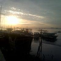 Photo taken at Muara Kamal by Arief M. on 6/5/2013