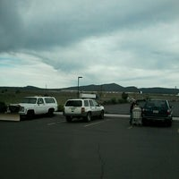 Photo taken at Bellemont, AZ by Sol D. on 8/25/2014