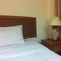 Photo taken at Golden Land Hotel @ Chiang Rai by Barzborz L. on 11/7/2013