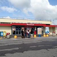 Photo taken at Area di Servizio Sebino Sud by Андрей П. on 5/6/2013