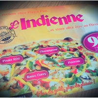 Photo taken at Pizz'n Pan by DouDou Finette D. on 6/2/2013
