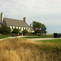 Photo taken at Whistling Straits Golf Course by getmejeff J. on 8/29/2013