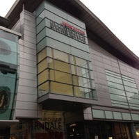 Photo taken at Manchester Arndale by Ryan S. on 11/20/2012