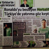 Photo taken at Professional Herbalife Nutrition Center by Murat S. on 12/14/2013
