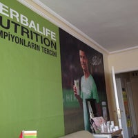 Photo taken at Professional Herbalife Nutrition Center by Murat S. on 1/30/2014