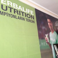Photo taken at Professional Herbalife Nutrition Center by Murat S. on 2/14/2014