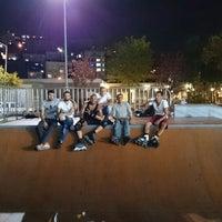 Das Foto wurde bei Alibeyköy Skatepark von Gökhan am 8/24/2014 aufgenommen