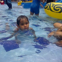 Photo taken at Kusuma Agro Water Park by Mirza A. on 3/21/2015