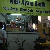Photo taken at Medan Selera Teratai by Siti I. on 10/15/2012