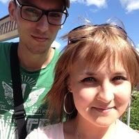 Photo taken at Татьянино by Victoria on 7/2/2013