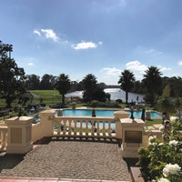 Photo taken at Riviera On Vaal Hotel & Country Club by Zoltan M. on 3/19/2017