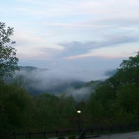 Photo taken at Shawnee State Park Lodge by Rawlin C. on 5/8/2013