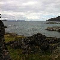 Photo taken at Snefjord by Alien N. on 6/14/2014