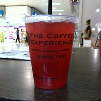 Photo taken at The Coffee Experience by ching b. on 7/31/2013