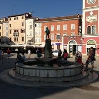 Photo taken at Fontana u Rovinju by Erwin V. on 8/22/2013