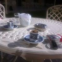 Photo taken at Karetta Cafe by Buket Ş. on 10/19/2013