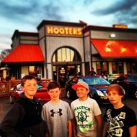 Photo taken at Hooters by Jeff L. on 4/7/2013