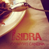 Photo taken at Isidra Comfort Cantina by April R. on 3/27/2014