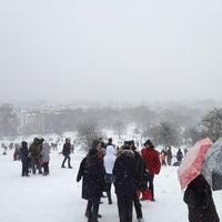 Foto tomada en Primrose Hill por Ben H. el 1/20/2013