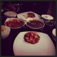 Photo taken at Rasoi Indian Kitchen by Rahul W. on 2/7/2013