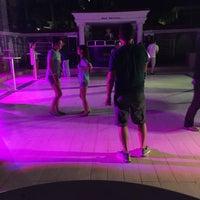 Photo taken at Club hotel sera disco by Furkan K. on 7/9/2016