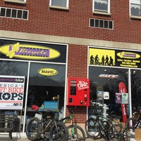 Photo taken at Piermont Bicycle Connection by Michel L. on 3/7/2016