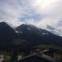Das Foto wurde bei Hotel Alpendorf von Michel L. am 4/12/2014 aufgenommen