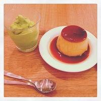 Photo taken at Café & Meal MUJI by Mo Huen C. on 7/16/2013