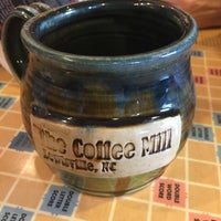 Photo taken at The Coffee Mill in Lewisville by Chris P. on 11/29/2014