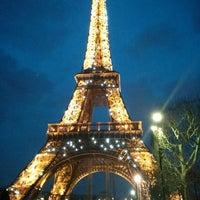 Foto tirada no(a) Restaurant 58 Tour Eiffel por Олег М. em 4/7/2013