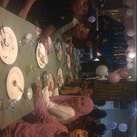 Photo taken at Pondok Steak Sari Pacific by Tri Widya T. on 4/20/2014