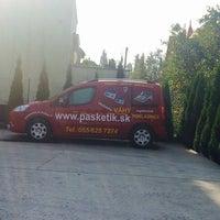 Photo taken at Pasketik by paress on 10/7/2014